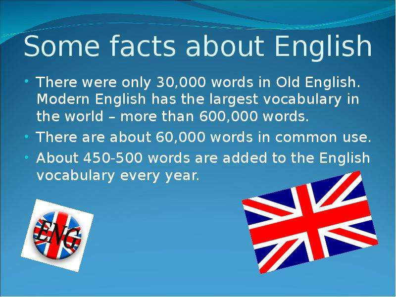 reflection about english 2