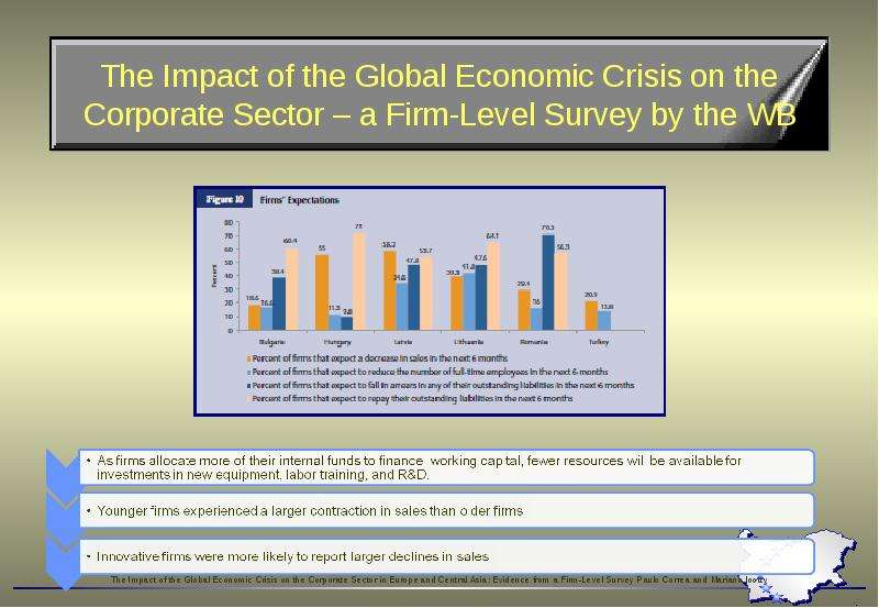 global economic crisis impact on it Global financial crisis and its impact on india 3 impact on india due to globalization, the indian economy cannot be insulated from the present financial.
