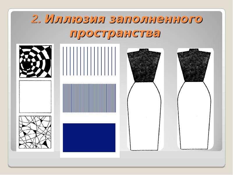 2. Иллюзия заполненного пространства