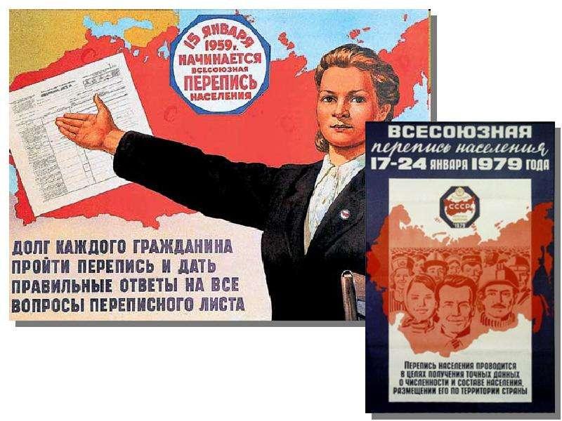 На тему Численность населения России, слайд 9