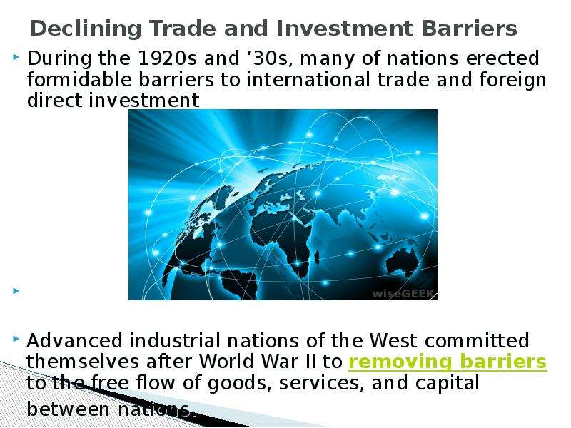 barriers to foreign investment in the Countrytoreducethesebarrierstoattractforeigninvestmenteffectivelyeachbarrierwillbediscussed fromforeigninvestorsview insomeldcscountries,the.