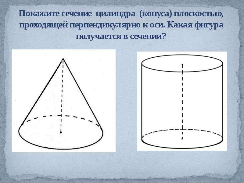 Как сделать конус и цилиндр из картона