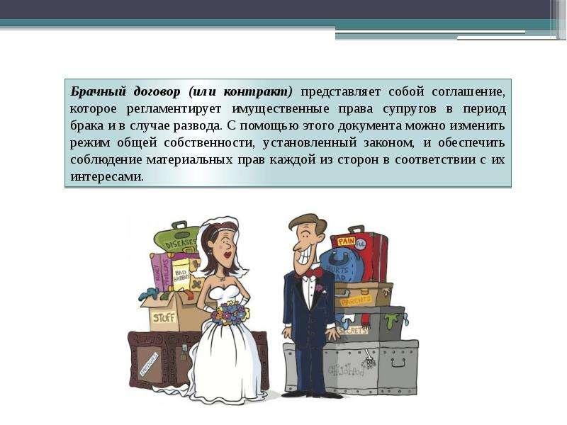 всегда, тезисы о брачном договоре для мыслей
