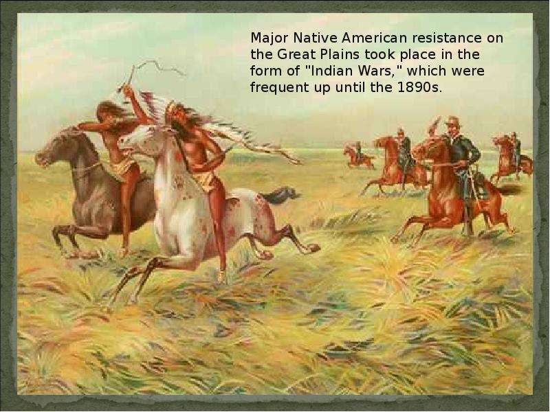 treatment of native americans Most of the native american population was on the french's side this fact was probably based on the fact that the french had treated the natives better than the english the french lost the war and lost all their territory this stopped the native americans from playing off each power and therefore led downhill but then the.