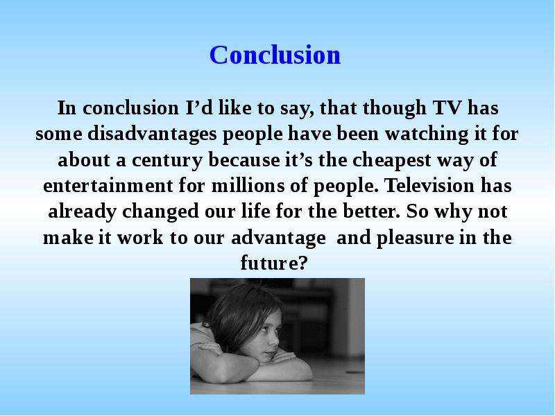 argumentative essay about watching tv The effects of watching tv essayswatching television is one of the most popular pastimes in the world almost all children do so some even take the liberty of slipping out of bed unnoticed at night just to watch a show that they like.