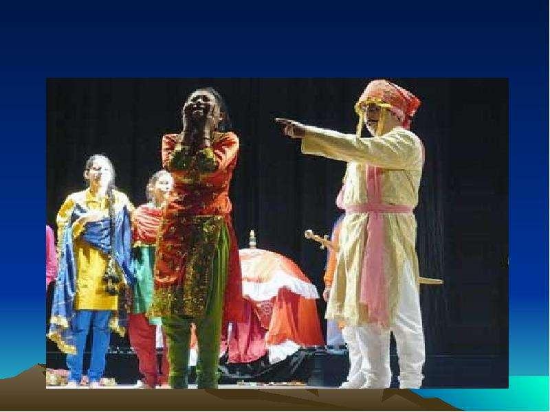 theatre in india sanskrit drama