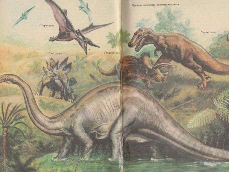Мир динозавров Юрский период Мезозойской эры, слайд 10
