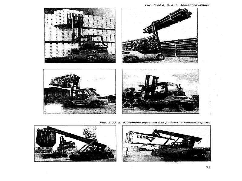 Лекция Система складирования, рис. 53