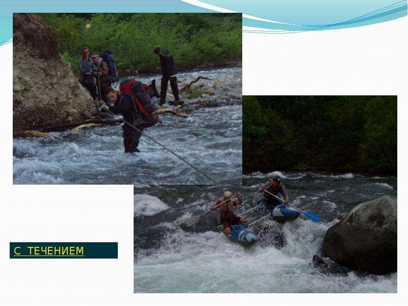 Безопасность на водных объектах Цель урока: Сформировать представление об опасностях на водоемах Задачи урока: Научиться опред, слайд 10