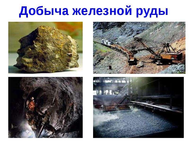 Дню работников, картинки из железной руды