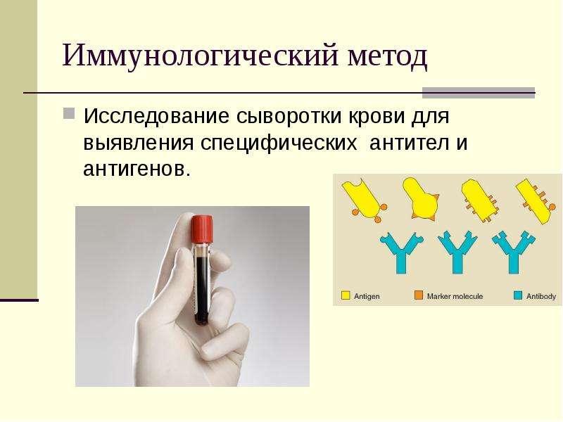 иммунологическая характеристика ревматоидного артрита
