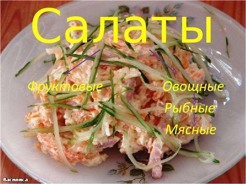 Рецепты мясных салатов простые и вкусные рецепты