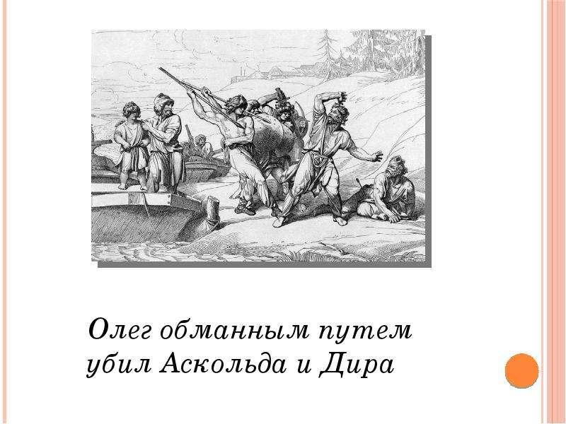 «Предпосылки образования Древнерусского государства», слайд 8