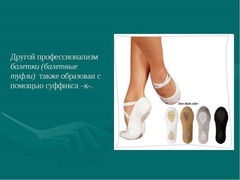 Проектная работа «Профессионализмы и термины из мира танца», слайд 20