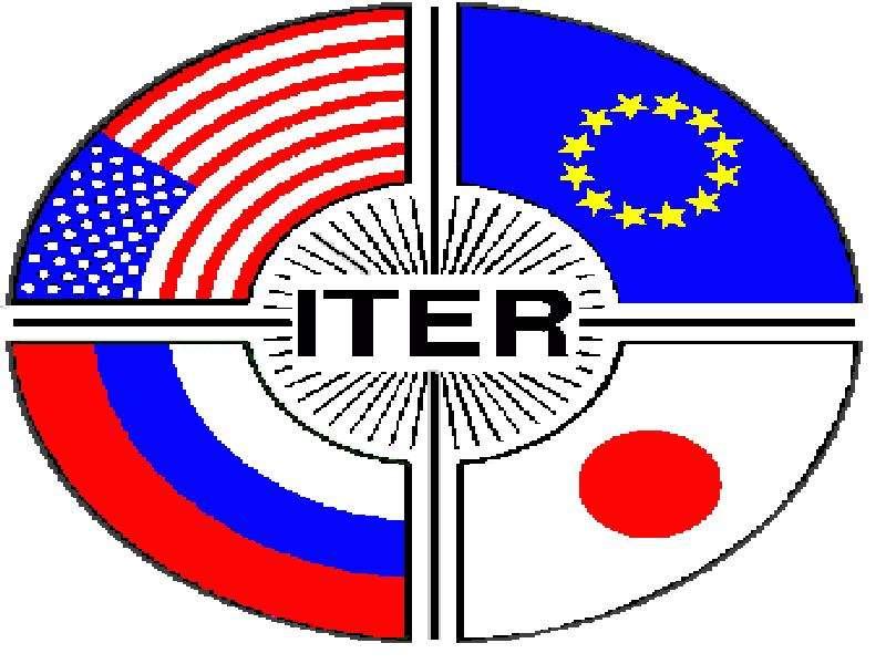 ITER термоядерный реактор
