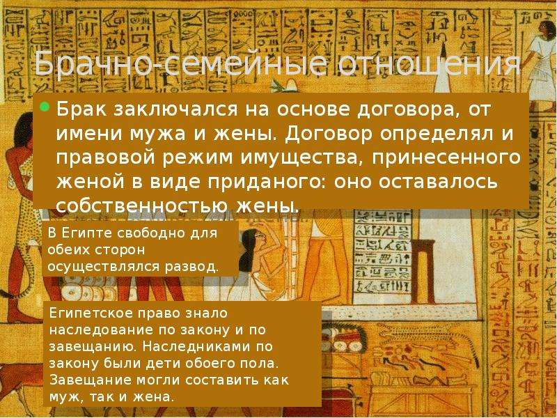пусть наследник по закону в древнем египте Откуда, спрашивается