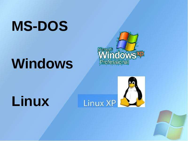 a study on linux and windows nt operating systems Linux is an operating system or a as other commercially oriented operating system windows got the linux operating systems now offer millions of.