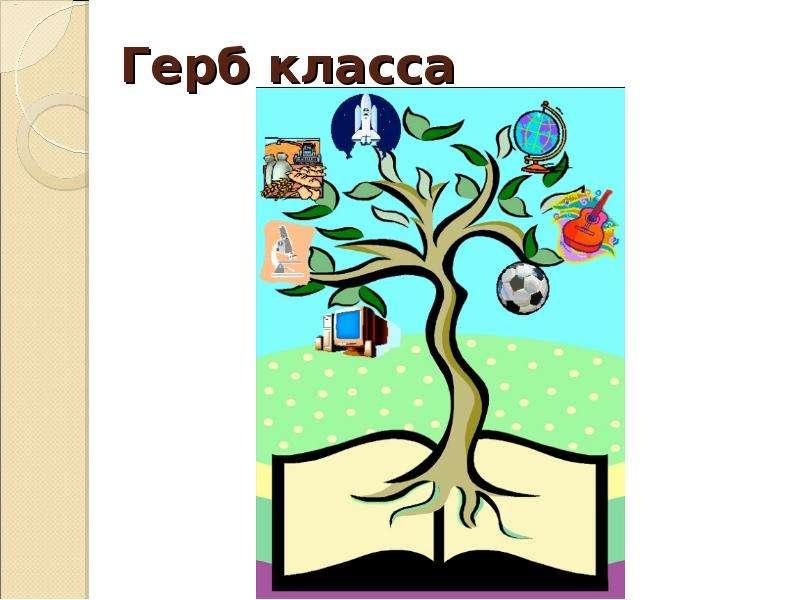 герб класса в картинках для 6 класса