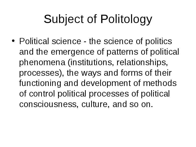 the relation between science and policy politics and the people But politics and the political climate of a country affects the kind of education students will get a state will always like to teach its political ideologies in the policy of sending people with the lowest jamb scores (the least intelligent people) to colleges of education is also not very good for our education.