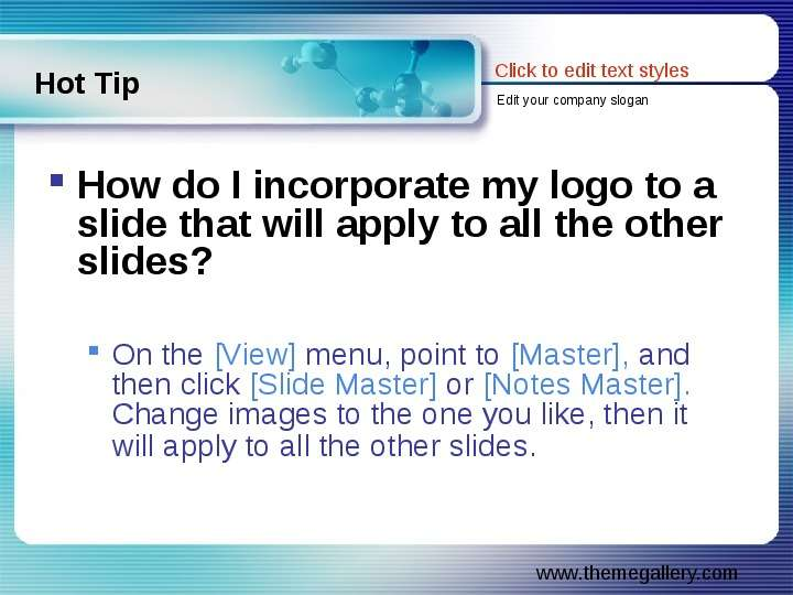 Hot Tip
