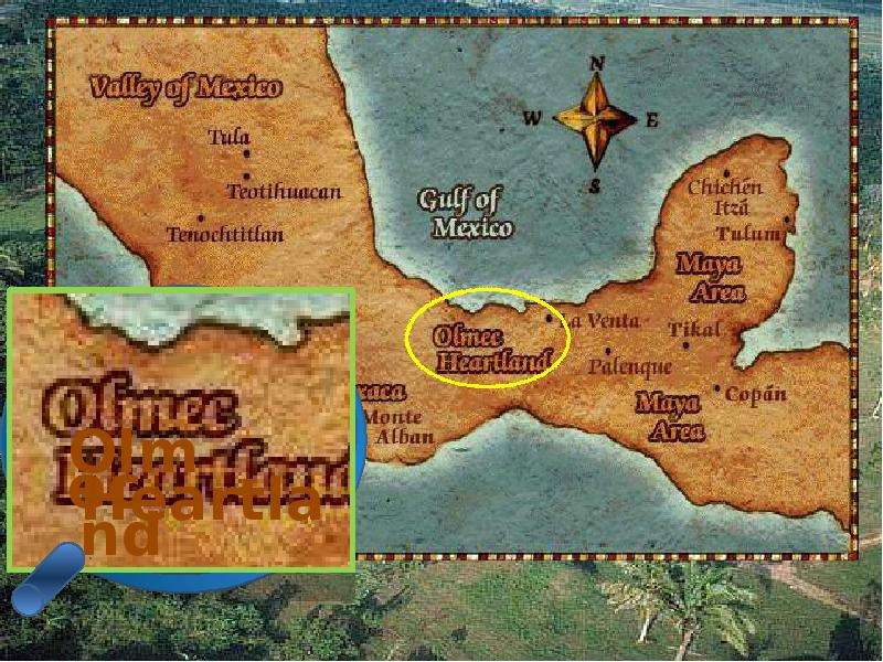 from the olmec civilization stems the other cultures that flourish in mexico
