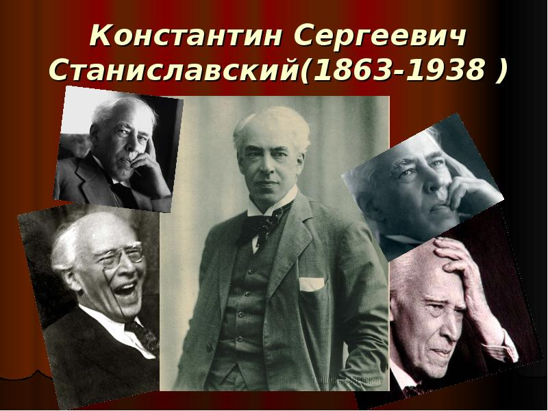 a biography of constatin sergeyevich stanislavski This article offers a chronological list of productions directed by konstantin stanislavskiit does not include theatrical productions in which stanislavski only acted.