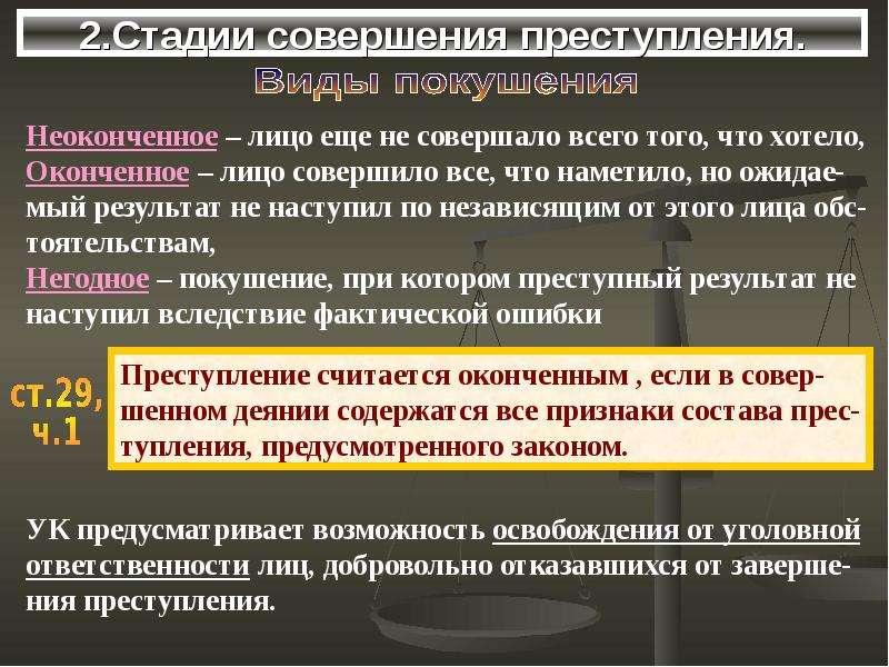 5) виды объектов