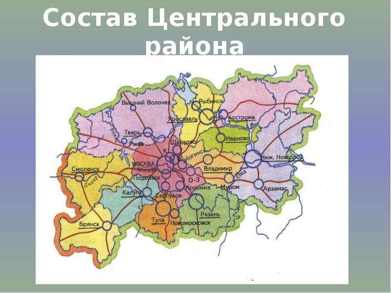 Район расположен в центральной части европейской территории россии, в бассейнах рек волги и вятки