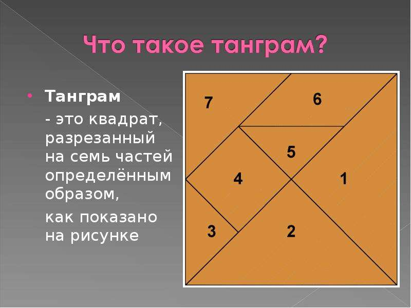 tangram history essay