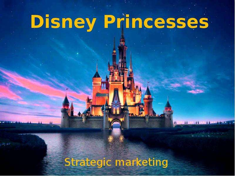 strategic options for walt disney
