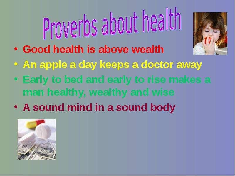 essay on how i keep myself healthy