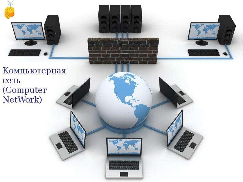 Разновидности компьютерных сетей, слайд 3