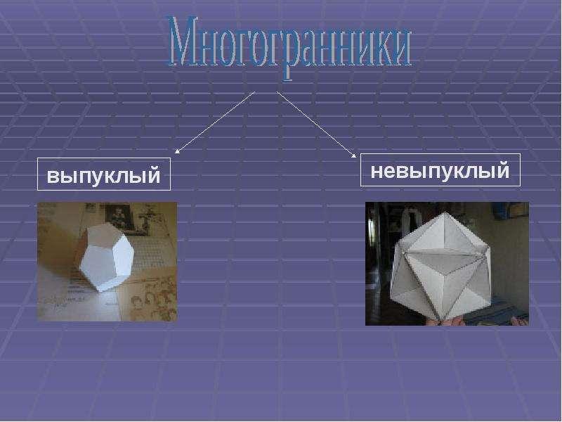 Правильные многогранники, слайд 4