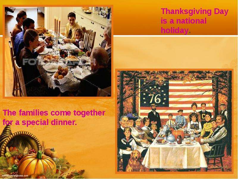 an introduction to the essay on the topic of thanksgiving dinner The real story of thanksgiving would be with an introduction and proclamations and compare and contrast them in class discussion or in a short essay.