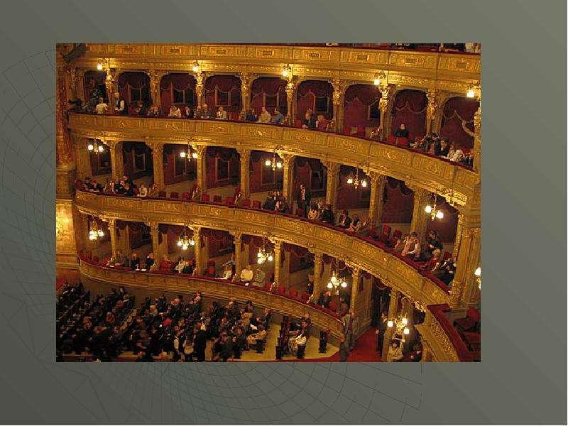 Становление оперы, слайд 9