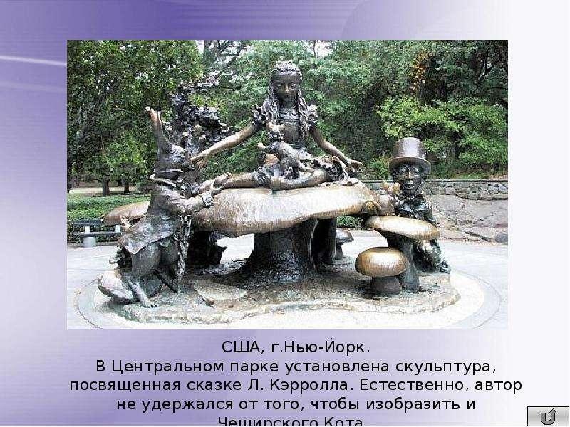 Памятники литературным героям, слайд 6