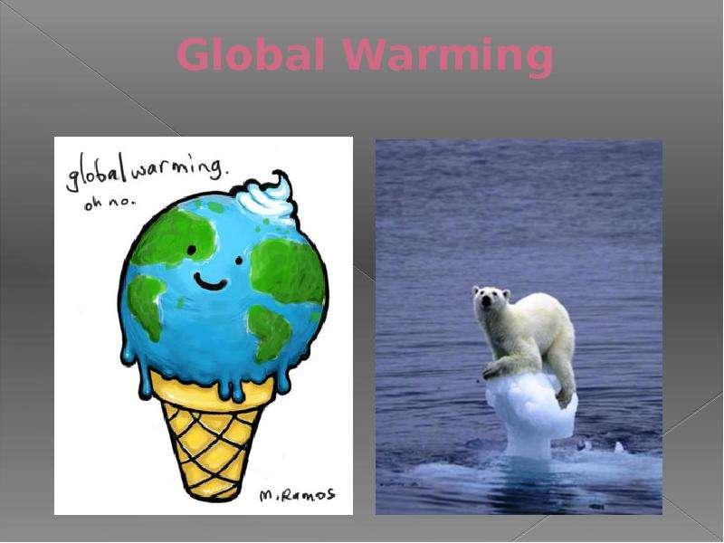 Global warming suck