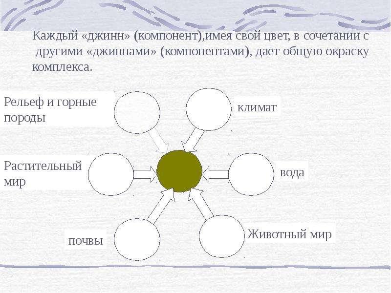 Природный комплекс, слайд 4
