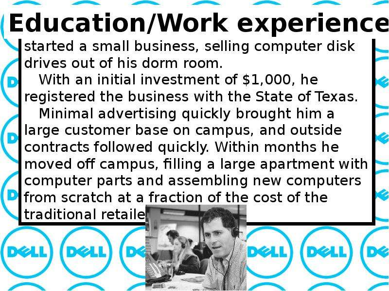 michael dell as a modern leader essay Steve jobs (no 6), co-founder and ceo of apple computer, and michael dell (no 8), founder of dell computers, helped introduce the computer to the mainstream consumer, effectively changing the.