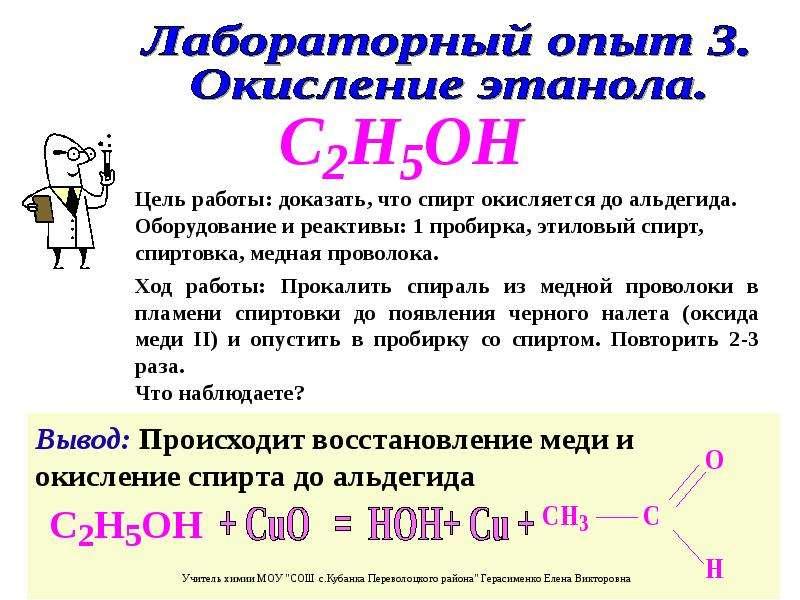 Этиловый спирт и его влияние на здоровье человека, рис. 18