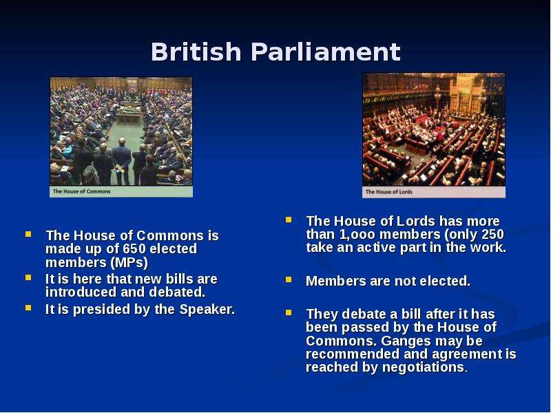 british parlament essay How much power does the british parliament have - tim pfefferle - essay - politics - international politics - region: western europe - publish your bachelor's or master's thesis, dissertation, term paper or essay.