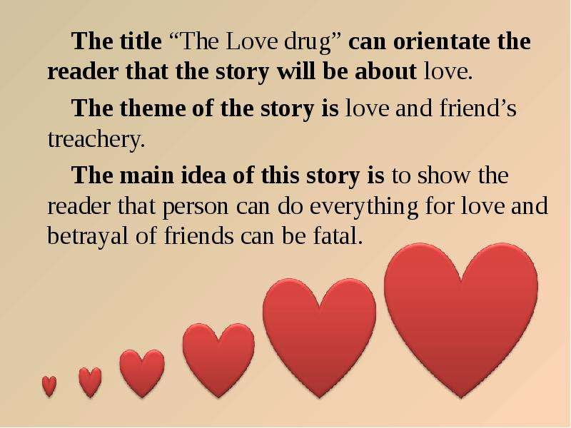 an analysis of the love stories
