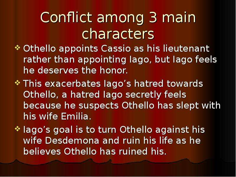 an analysis of the character of lago in othello by william shakespeare