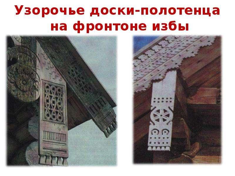 Все о узорах русской избы