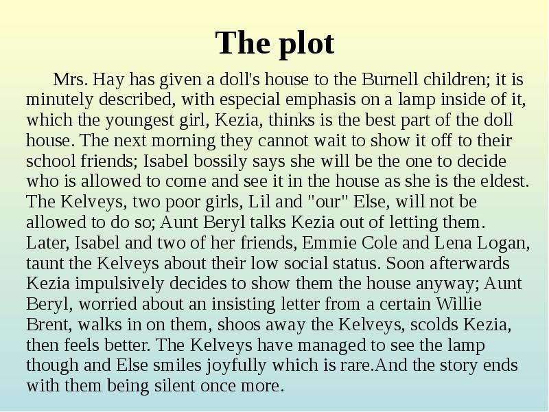 a dolls house critical essay