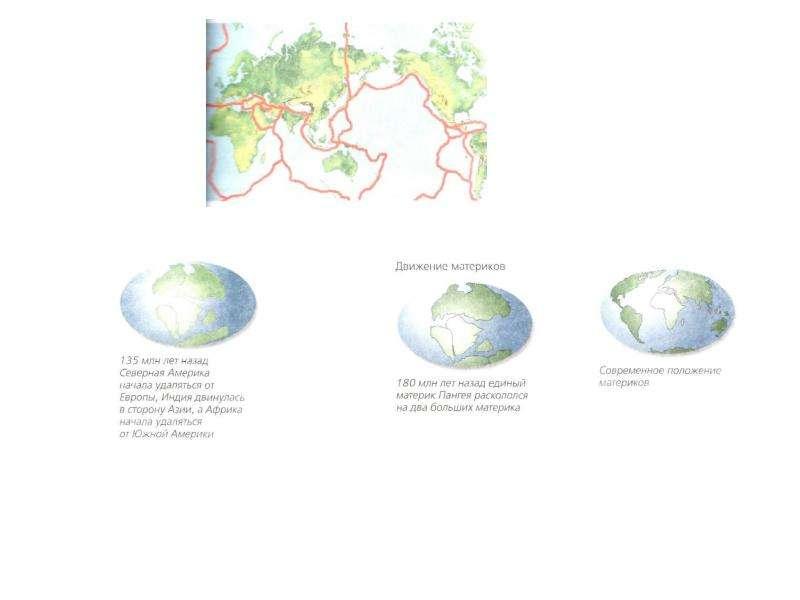 Природные явления. Землетрясения и вулканы, слайд 4
