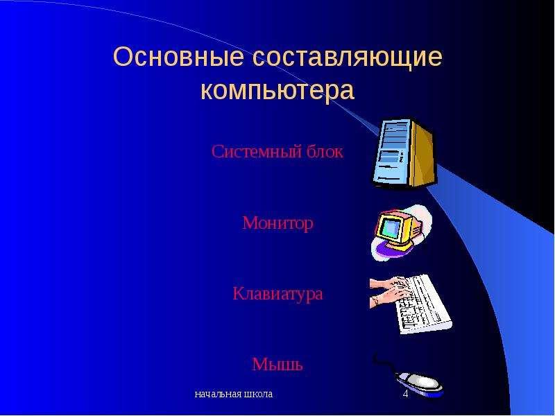 Знакомство С Компьютером Реферат