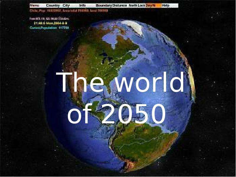 an essay on 2050 Check out our top free essays on essay about life in year 2050 to help you write your own essay.