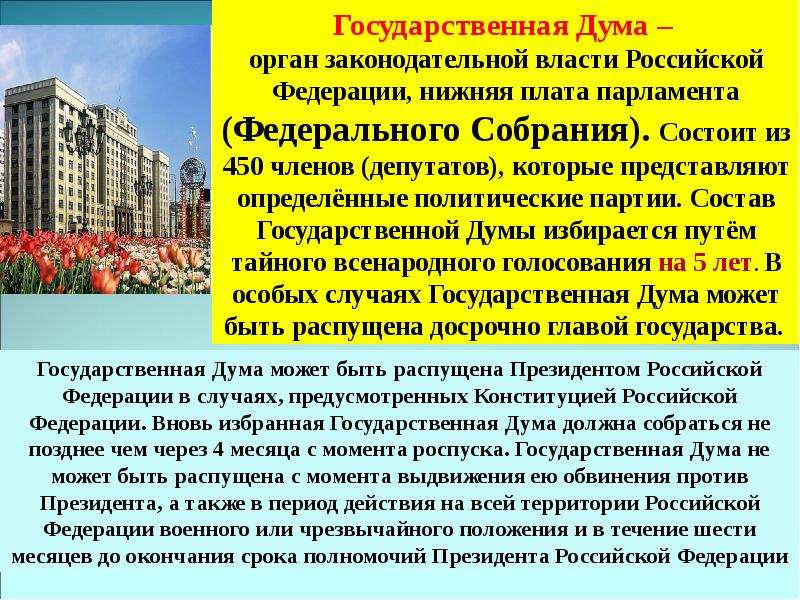 Государство и власть в Российской Федерации, слайд 8