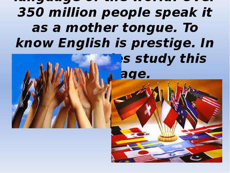 mother tongue interference make student weak in english Mother tongue and students' academic student who has problem in communication skill may emphasized the use of the mother tongue ,the english.